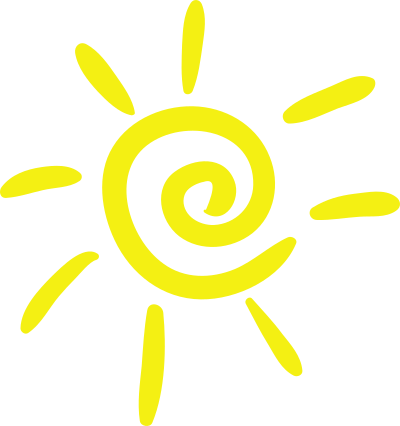 Icon of the sun.